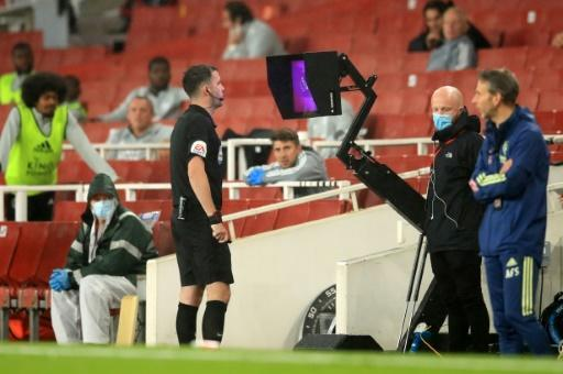 Arsenal manager Mikel Arteta says he does not understand the VAR rules after referee Chris Kavanagh sent off Eddie Nketiah following a review in the 1-1 draw with Leicester