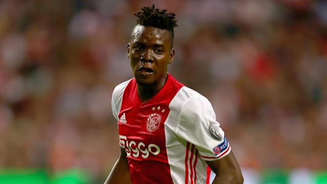 The 21-year-old forward is enjoying a productive spell in the Eredivisie, with his composure in front of goal highlighted in a meeting with NEC