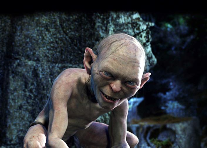 """An image of Gollum from 'The Lord of the Rings: The Return of the King'<span class=""""copyright"""">New Line Cinema</span>"""
