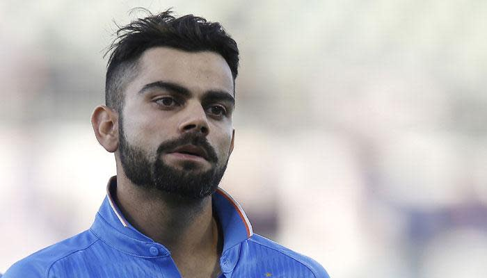 """<p><span><em>Dambulla, Aug 19 -India captain Virat Kohli on Saturday hinted at playing left-arm wrist (chinaman) spinner Kuldeep Yadav and leg-spinner Yuzvendra Chahal in the first One-Day International (ODI) cricket match against Sri Lanka at the Rangiri Dambulla International Stadium here on Sunday.</em></span><br /> <br /> Left-arm spinner Axar Patel, Kuldeep and Yuzvendra are captain Kohli's options among slow bowlers in the five-match series for India, who have rested spin-twins Ravichandran Ashwin and Ravindra Jadeja.<br /> <br /> """"I see only two guys (spinners) taking the field. Now who are going to be those guys it really depends you know what we feel like going in as a team. But see having wrist spinners in the team is always an advantage you see teams across the world they at least have one wrist spinner if not two helping their side giving important breakthroughs,"""" Kohli told reporters.<br /> <br /> The 28-year-old also revealed India will opt to play three regular seamers with Hardik Pandya as the third option.<br /> <br /> """"I don't see this pitch having three spinners, we have played here in the past it's probably three fast bowlers kind of a pitch which Hardik Pandya does for us as the third seamer, is good enough to give 7-8 overs,"""" the right-handed batsman said.</p>"""