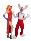 """<p>You'd be hard pressed to name a more iconic couple than Roger and Jessica Rabbit. Lean all the way into your toon-town self with this couple's costume. </p><p><a class=""""link rapid-noclick-resp"""" href=""""https://go.redirectingat.com?id=74968X1596630&url=https%3A%2F%2Fwww.halloweencostumes.com%2Froger-rabbit-mens-costume.html&sref=https%3A%2F%2Fwww.womansday.com%2Fstyle%2Fg28691602%2Fdisney-couples-costumes%2F"""" rel=""""nofollow noopener"""" target=""""_blank"""" data-ylk=""""slk:SHOP ROGER RABBIT COSTUME"""">SHOP ROGER RABBIT COSTUME</a></p><p><a class=""""link rapid-noclick-resp"""" href=""""https://go.redirectingat.com?id=74968X1596630&url=https%3A%2F%2Fwww.halloweencostumes.com%2Fexclusive-deluxe-sequin-hollywood-singer.html&sref=https%3A%2F%2Fwww.womansday.com%2Fstyle%2Fg28691602%2Fdisney-couples-costumes%2F"""" rel=""""nofollow noopener"""" target=""""_blank"""" data-ylk=""""slk:SHOP JESSICA RABBIT COSTUME"""">SHOP JESSICA RABBIT COSTUME</a></p>"""