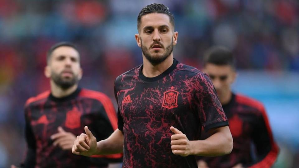Koke | Laurence Griffiths/Getty Images