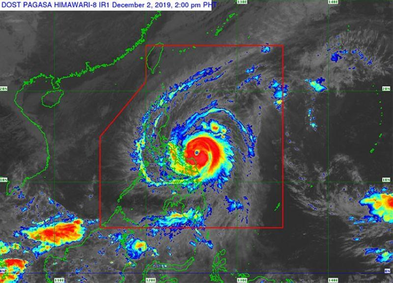 'Tisoy' moves closer to Bicol; more areas under storm alert