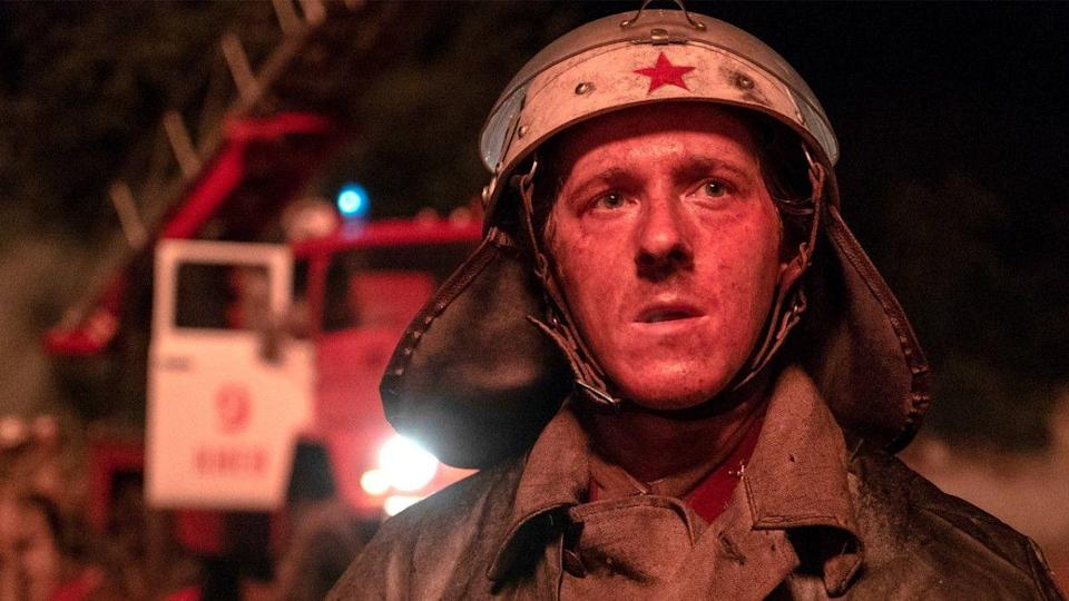 """<p>Nothing like a massive nuclear accident to get the family around the television, right? The 2019 miniseries was a stalwart during awards season and holds a 96 percent approval rating on Rotten Tomatoes. But no review can sum up the performances in this dramatization of one of Russia's biggest national disasters. </p><p><a class=""""link rapid-noclick-resp"""" href=""""https://play.hbonow.com/series/urn:hbo:series:GXJvkMAU0JIG6gAEAAAIo?camp=Search&play=true"""" rel=""""nofollow noopener"""" target=""""_blank"""" data-ylk=""""slk:Watch Now"""">Watch Now</a></p>"""