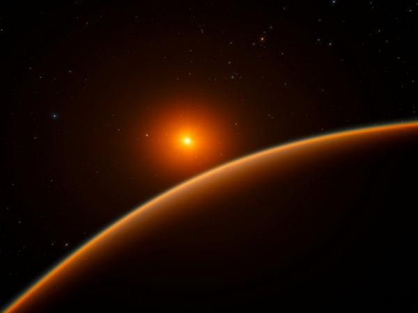 exoplanet, habitable, space, ESO, LHS 1140, red dwarf star,
