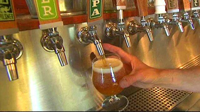 On the Job Hunt: Beer boom