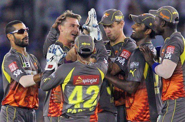 SRH had a strong bowling line up from the beginning