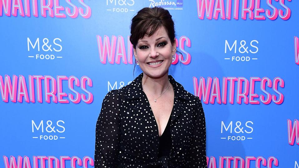 Ruthie Henshall: Families should have right to visit loved ones in care homes