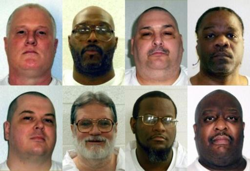 Arkansas in bid to rush through executions