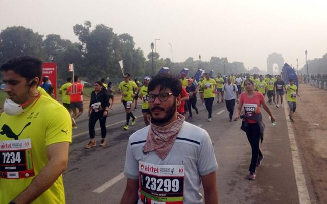 <p>The marathon organisers however claim that even though they got a green  signal from the Delhi High Court they have done everything from their  end to accommodate the best for their runners.</p>