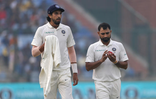 As close as a decade ago, it would have been tough to imagine India boasting the world's best pace attack. But this year, Jasprit Bumrah, Ishant Sharma, Mohammed Shami, Umesh Yadav brought the world's premier batsmen to their knees with their firepower. In 2019, India's pace quartet took 95 wickets at an average of 15 in Tests. Their strike-rate was an astounding 31 -- a wicket every 5 overs!