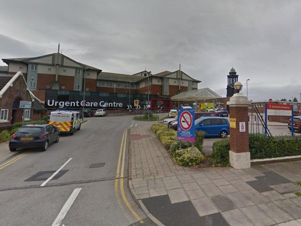A murder investigation was launched while claims of mistreatment and neglect at Blackpool Victoria Hospital were under way  (Google Maps)