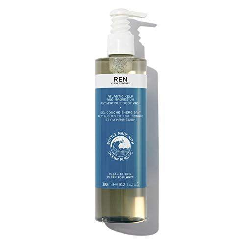 """<p><strong>REN Clean Skincare</strong></p><p>amazon.com</p><p><strong>$28.00</strong></p><p><a href=""""https://www.amazon.com/dp/B073BP542L?tag=syn-yahoo-20&ascsubtag=%5Bartid%7C10056.g.36149031%5Bsrc%7Cyahoo-us"""" rel=""""nofollow noopener"""" target=""""_blank"""" data-ylk=""""slk:Shop Now"""" class=""""link rapid-noclick-resp"""">Shop Now</a></p><p>""""Sign me up for this vegan and synthetic fragrance-free body wash that is packaged in recycled ocean plastic.""""</p>"""
