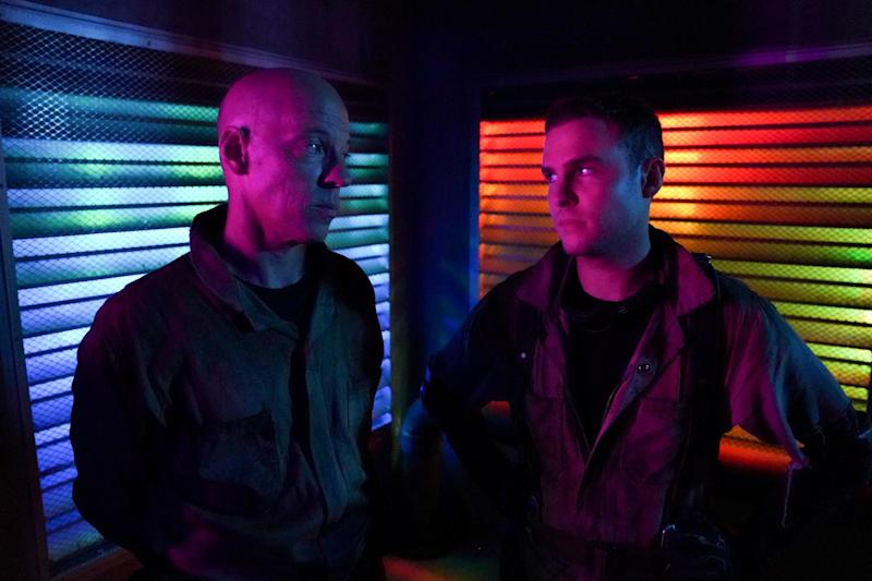 Agents of S.H.I.E.L.D. recap: Never take drugs in space