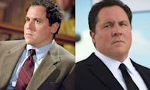 <p>Jon Favreau is still going strong as Happy Hogan in the Marvel Cinematic Universe but there was a time he played Matt Murdock's best pal and law partner Foggy Nelson in the <em>Daredevil</em> movie. </p>