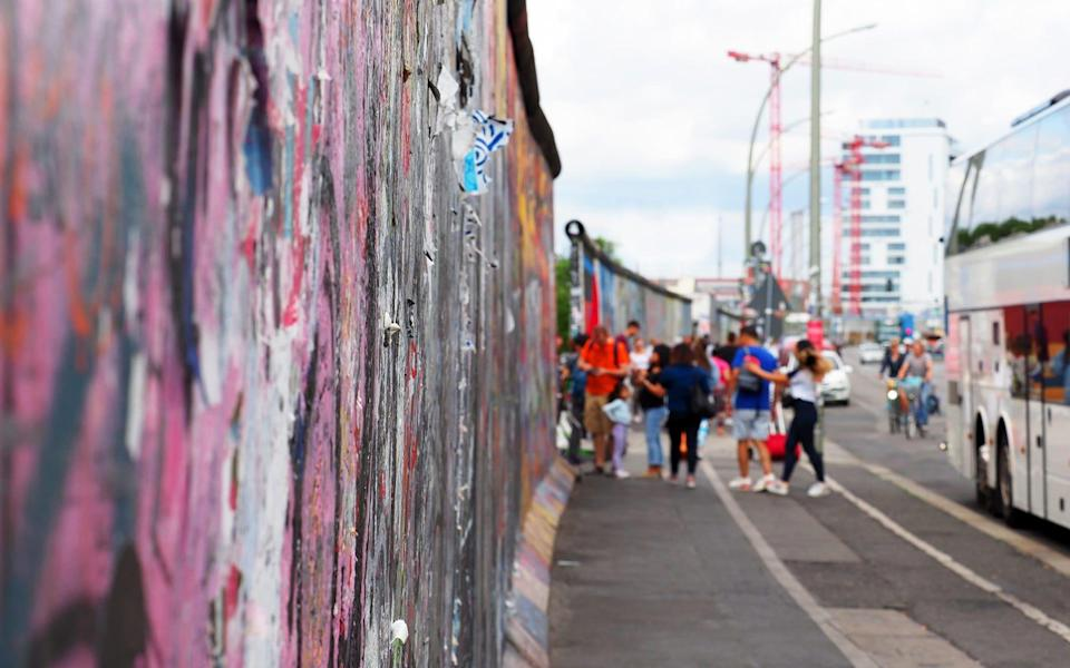 The East Side Gallery - Getty