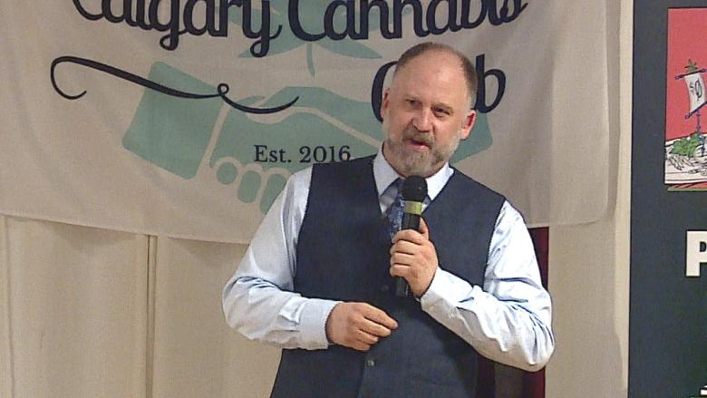 Dana Larsen returns to Calgary with free marijuana seeds