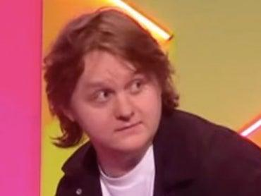 Lewis Capaldi's many swear words left producers rushing for the mute buttonITV Hub
