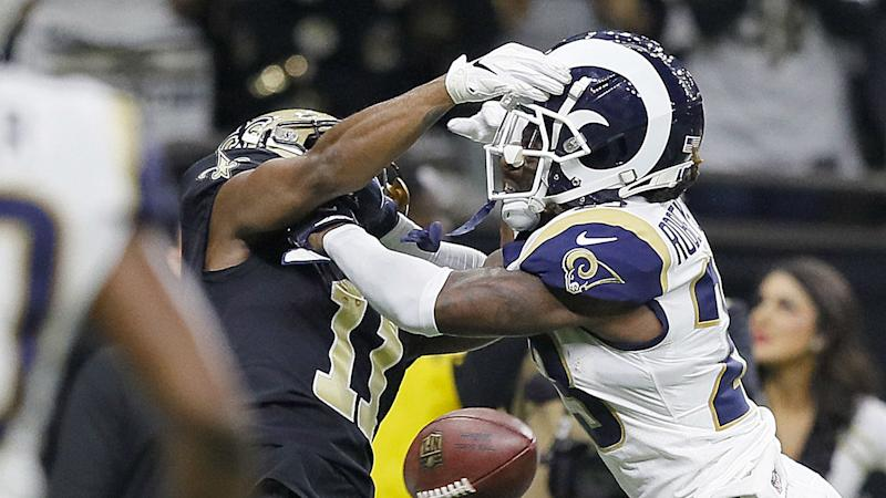 New Orleans police investigate Saints-Rams 'no-call'
