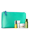"""La Mer has a reputation for being both the best of the best and for catalyzing some more severe cases of sticker shock. With this travel-size set, you can try four of the brand's signature hydrating products at a not-so-eye-watering price before putting the plastic down for the full-size version: Créme de La Mer, The Treatment Lotion, The Renewal Oil, and the The Hydrating Illuminator. $155, Nordstrom. <a href=""""https://www.nordstrom.com/s/la-mer-mini-hydration-collection-creme-set-155-value/5588613"""" rel=""""nofollow noopener"""" target=""""_blank"""" data-ylk=""""slk:Get it now!"""" class=""""link rapid-noclick-resp"""">Get it now!</a>"""