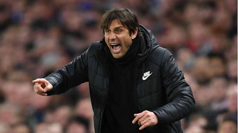 'I'm not stupid' - Conte responds to 'crime against football' jibe
