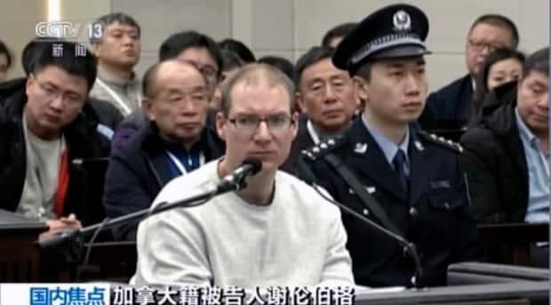 The resolution oftheextradition case against Meng Wanzhou raises questionsaboutthe legal fate of Canadian Robert Schellenberg, who many believe was sentenced to death in China as retaliation for the Huawei executive's arrest (CCTV/The Associated Press - image credit)