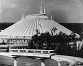 """<p>""""Dark"""" rides have existed since the dawn of the amusement park, but they were usually Tunnel of Love-style attractions, or, once in a while, a creepy haunted house. Disney's Space Mountain is reportedly the <a href=""""https://www.mouseplanet.com/8207/The_Secret_Origin_of_Space_Mountain"""" rel=""""nofollow noopener"""" target=""""_blank"""" data-ylk=""""slk:first indoor roller coaster"""" class=""""link rapid-noclick-resp"""">first indoor roller coaster</a> that was meant to keep riders in darkness so they don't know when the dips in the ride will come up. Leave it to Disney to realize that, in order to be truly thrilling, a ride has to engage the mind over anything else. </p>"""
