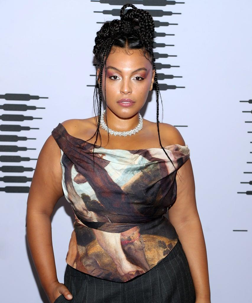 LOS ANGELES, CALIFORNIA – OCTOBER 02: In this image released on October 2, Paloma Elsesser attends Rihanna's Savage X Fenty Show Vol. 2 presented by Amazon Prime Video at the Los Angeles Convention Center in Los Angeles, California; and broadcast on October 2, 2020. (Photo by Jerritt Clark/Getty Images for Savage X Fenty Show Vol. 2 Presented by Amazon Prime Video)