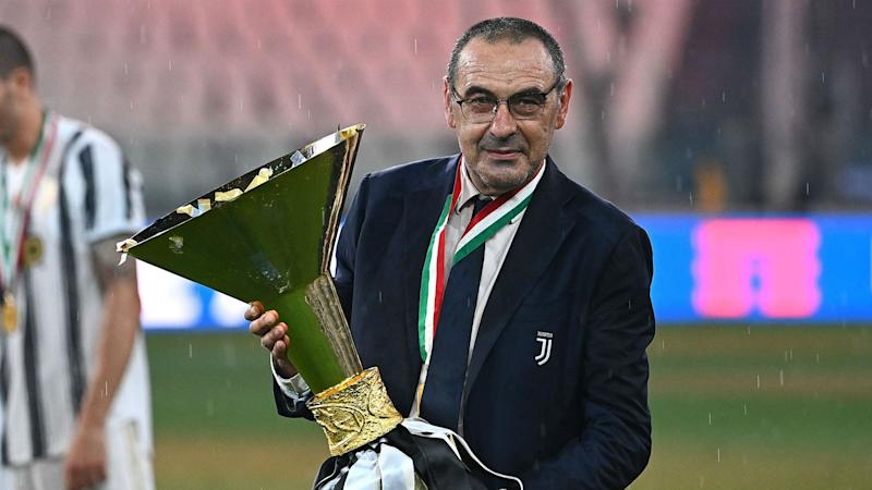 Juventus had a mental decline after wrapping up Serie A - Sarri