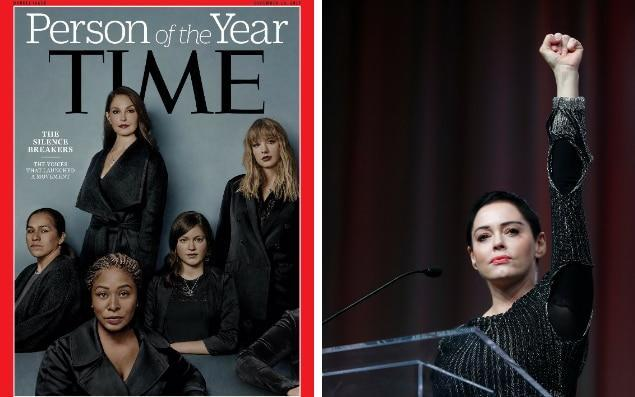 Time Magazine Person of the Year cover - TIME