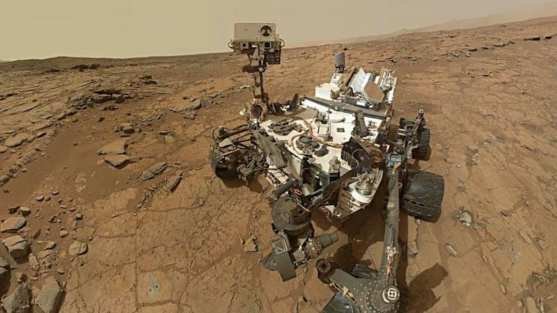 Curiosity Reveals That Mars Is Losing Its Atmosphere