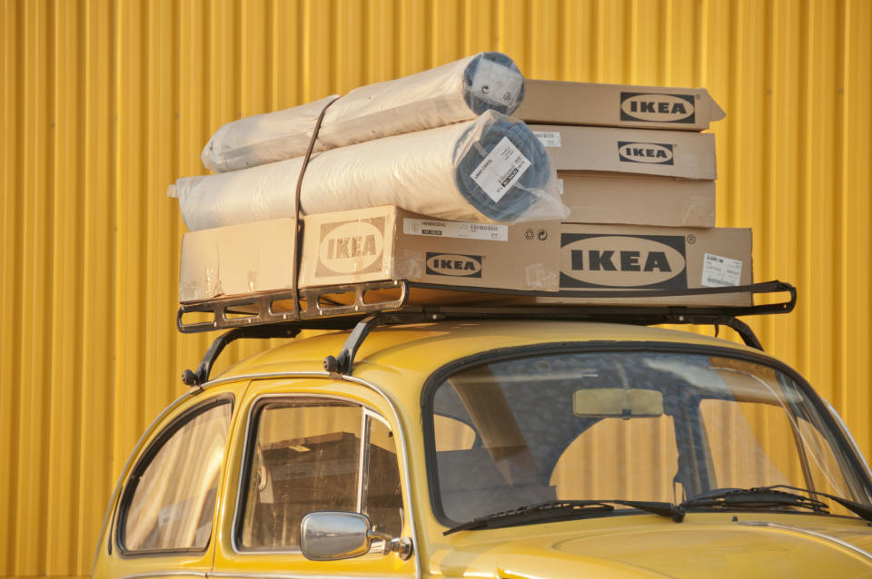 Ikea is launching a new buy back scheme. (Getty Images)