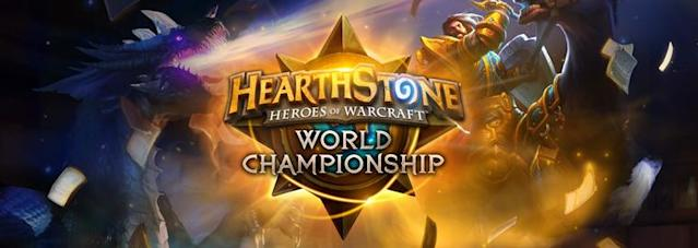 The Hearthstone World Championship has completed its first week (Blizzard)