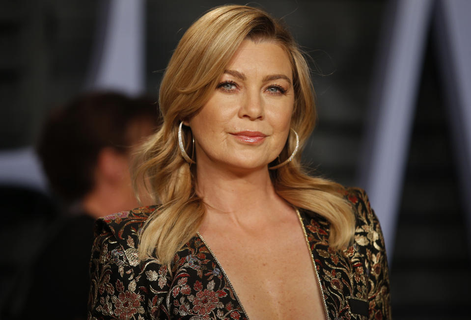 "Ellen Pompeo of Grey's Anatomy called out ""old white guy TV docs"" like Dr. Phil. (Photo: REUTERS/Danny Moloshok)"