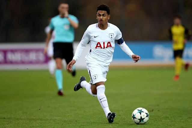 Tottenham youngster Marcus Edwards needs to 'grow up' to realise potential, says Norwich boss Daniel Farke