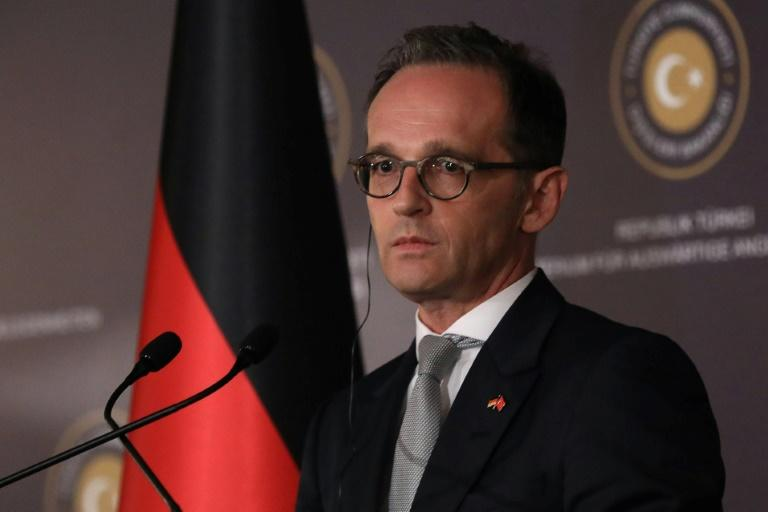 German Foreign Minister Heiko Maas was in Ankara, as the two countries seek to improve relations which have soured since the 2016 failed coup in Turkey