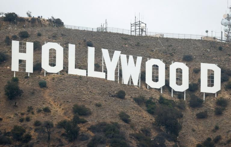 Hollywood could come to a grinding halt if the 60,000 workers of the IATSE union go on strike from Monday (AFP/MARIO TAMA)