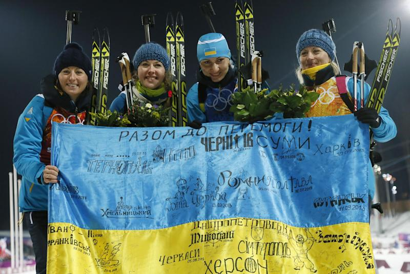 Ukraine 2022 Olympic bid on hold but still alive