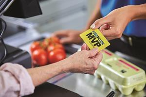 Food Lion's MVP savings program was recognized by The Loyalty Report for the second consecutive year.