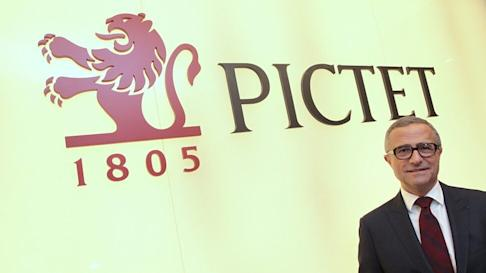 Claude Haberer, chairman of Pictet Wealth Management Asia.