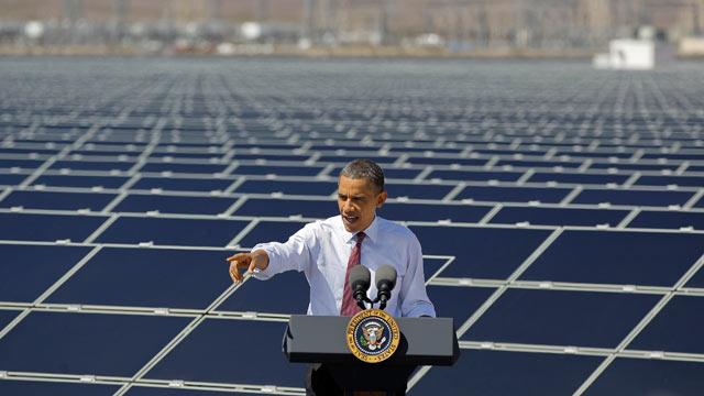 Obama on Solyndra: 'This Was Not Our Program Per Se'