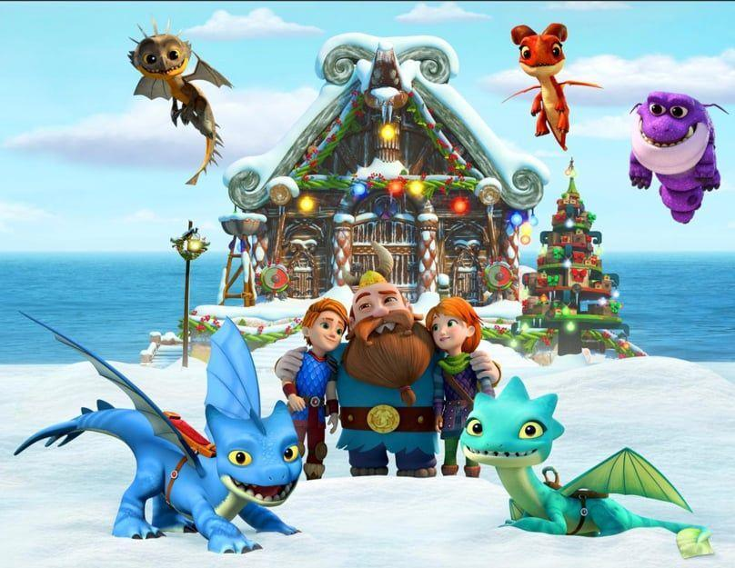 """<p>Winter festivals are fun — but fire-breathing dragons make them complicated. Will they ruin the festivities? Find out with this short holiday special.</p><p><a class=""""link rapid-noclick-resp"""" href=""""https://www.netflix.com/title/81046958"""" rel=""""nofollow noopener"""" target=""""_blank"""" data-ylk=""""slk:WATCH NOW"""">WATCH NOW</a></p>"""