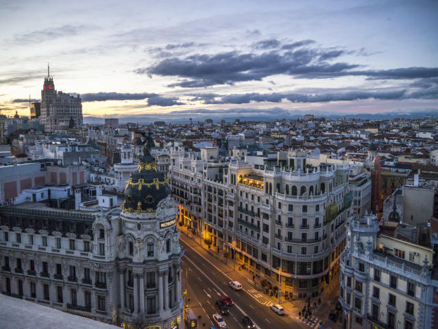 <p>No. 25: Madrid, Spain<br>Cost of a date: $100<br>(Andy Sotiriou / Getty Images) </p>