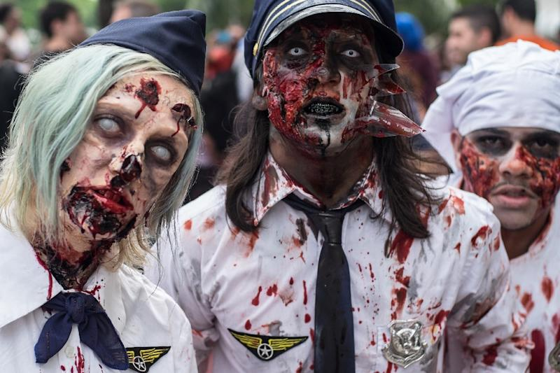"An article in British Medical Journal entitled ""Zombie infections: epidemiology, treatment and prevention"" details everything from symptoms of infection -- ""people may clinically die and reanimate"" -- to how ""zombiism"" is transmitted -- ""via bite"""