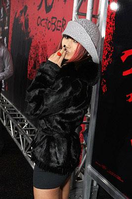 """Premiere: <a href=""""/movie/contributor/1800019960"""">Bai Ling</a> at the Los Angeles premiere of Columbia Pictures' <a href=""""/movie/1809740239/info"""">30 Days of Night</a> - 10/16/2007<br>Photo: <a href=""""http://www.wireimage.com"""">Eric Charbonneau, WireImage.com</a>"""
