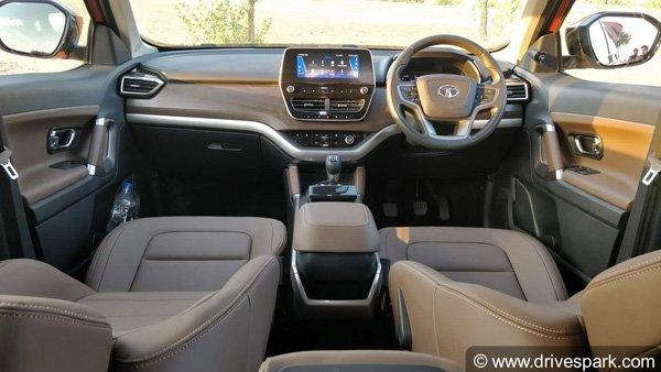 Tata Harrier 7-Seater SUV To Launch In 2019 — Packs 40bhp ...