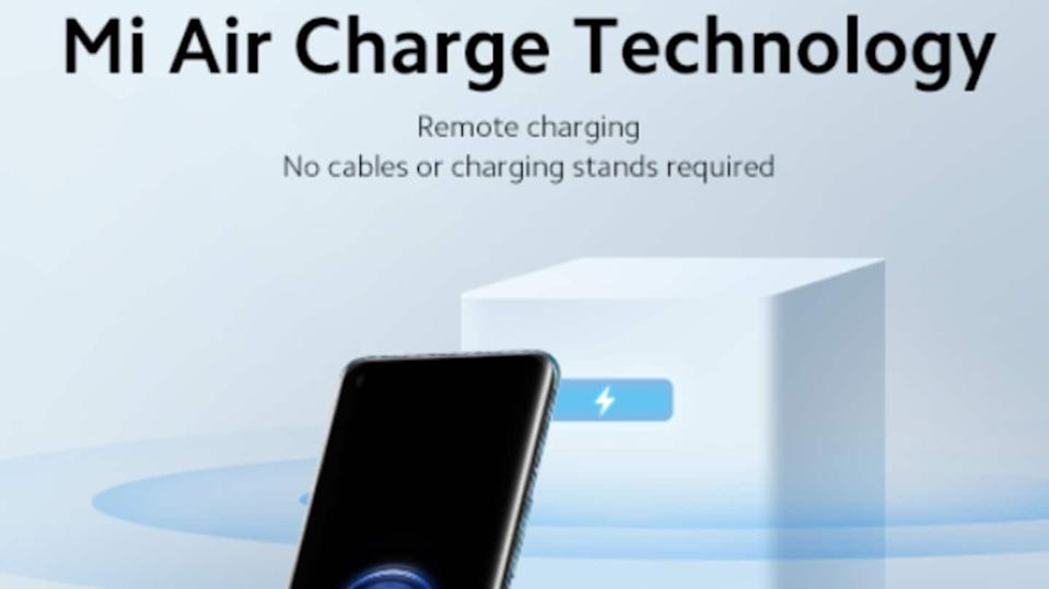 Xiaomi claims to wirelessly charge multiple devices over several meters