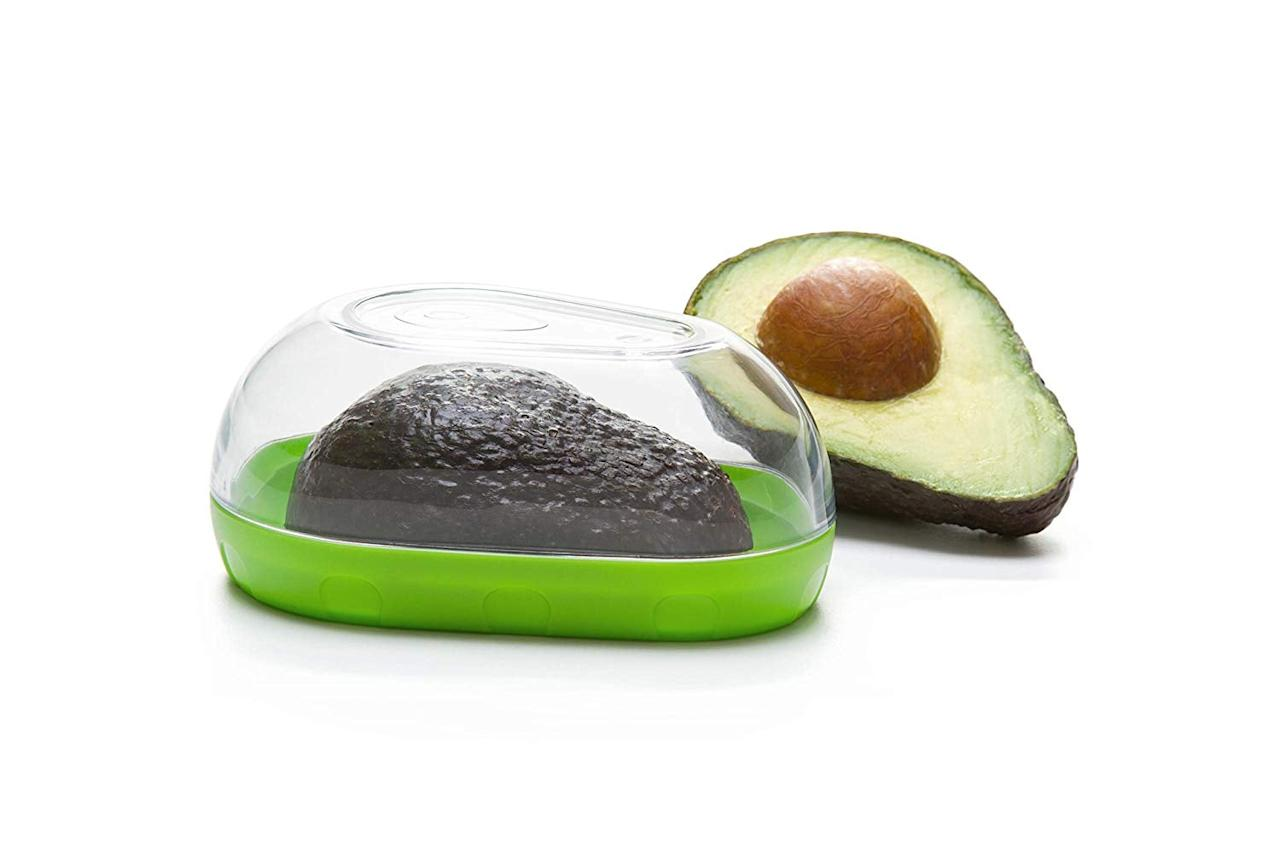 """<p>This smart <a href=""""https://www.popsugar.com/buy/Prepworks-Progressive-Avocado-Keeper-539579?p_name=Prepworks%20by%20Progressive%20Avocado%20Keeper&retailer=amazon.com&pid=539579&price=5&evar1=yum%3Aus&evar9=46436783&evar98=https%3A%2F%2Fwww.popsugar.com%2Ffood%2Fphoto-gallery%2F46436783%2Fimage%2F47140917%2FPrepworks-by-Progressive-Avocado-Keeper&list1=shopping%2Cgadgets%2Ckitchen%20tools%2Ckitchens%2Ckitchen%20accessories%2Chome%20shopping&prop13=mobile&pdata=1"""" rel=""""nofollow"""" data-shoppable-link=""""1"""" target=""""_blank"""" class=""""ga-track"""" data-ga-category=""""Related"""" data-ga-label=""""https://www.amazon.com/Prepworks-Progressive-Avocado-Keeper-Snap/dp/B00CLFS4HS/ref=sr_1_18?keywords=kitchen+gadgets&amp;qid=1578952991&amp;sr=8-18"""" data-ga-action=""""In-Line Links"""">Prepworks by Progressive Avocado Keeper </a> ($5) will always come in handy.</p>"""