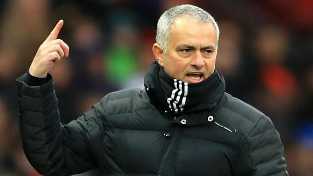 Is Jose Mourinho already scouting off-season signings? The Manchester United manager has explained his visit to watch Croatia v Ukraine.