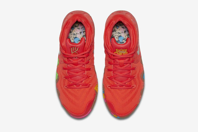 promo code 7b2e1 8dab1 The Nike Kyrie 4 'Cereal Pack' Is Releasing In Kids' Sizing ...